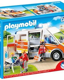 PLAYMOBIL City Life – Ambulancia