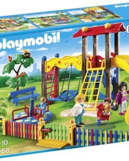 PLAYMOBIL Guardería – Zona de Juegos