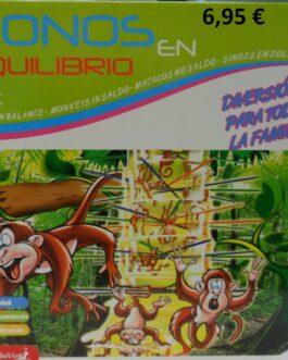 Monos en equilibrio
