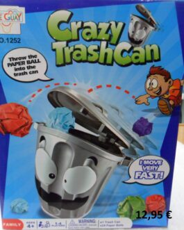 Crazy TrashCan