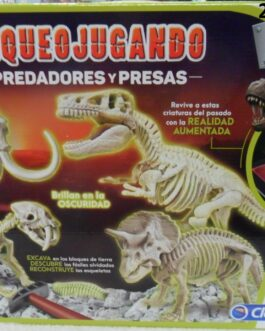 Arqueojugando Depredadores y Presas