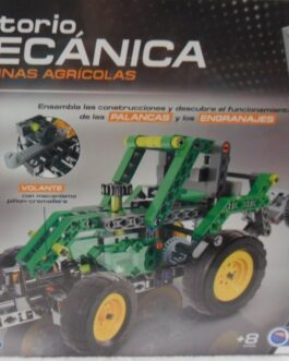 Maquinas Agrícolas. Laboratorio de Mecánica