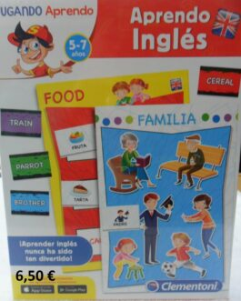 Aprendo Inglés