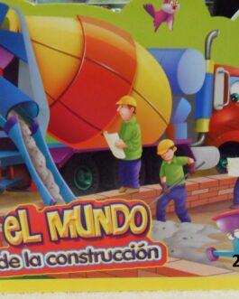 El mundo de la construcción. Cuento