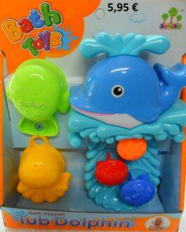 Tub Dolphin