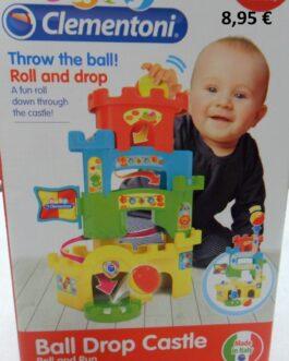 Torre con circuito de bola