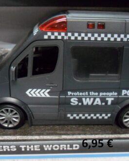 Coche Police S.W.A.T.