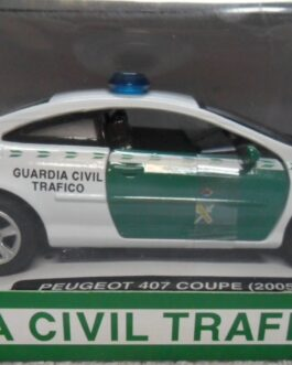 Coche Guardia Civil Trafico