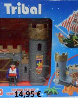 Castillo Pirates Trival