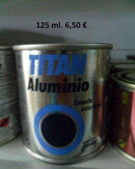 TITAN Aluminio
