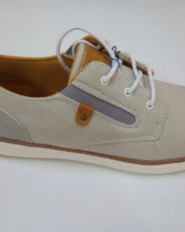 Zapatos de niño gris claro