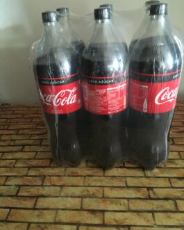 Coca Cola zero 2L.