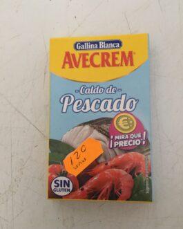 AVECREM CALDO DE PESCADO