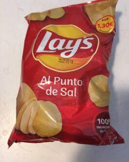 LAY'S AL PUNTO DE SAL
