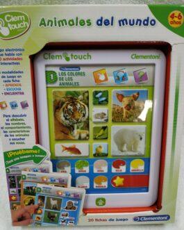 Tablet animales del mundo