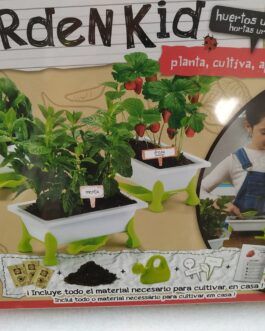 Garden kid huertos urbanos
