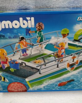 Playmobil Sports Action barco