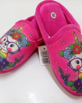 Zapatillas de niña rosa