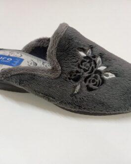 8003 gris zapatilla de casa