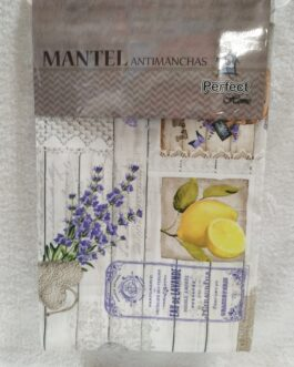Mantel antimanchas 150 x 200