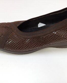 Zapato marrón mujer