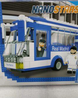 Autobús Real Madrid 267 piezas