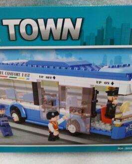 Autobús urbano 235 piezas