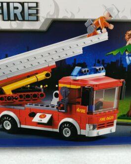 Juego de bomberos 269 piezas