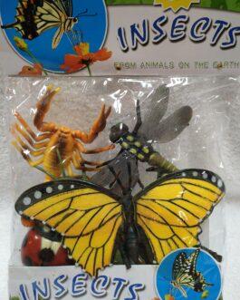 Bolsa de insectos